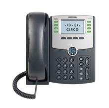 CISCO SPA 508 Corded IP Phone